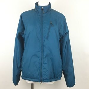 OUTDOOR RESEARCH Teal Pertex Nylon Jacket